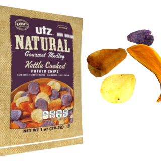 Utz Natural Potato Chips