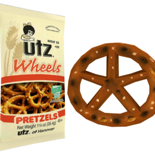 Utz Pretzel Wheels