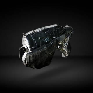 The Snub pistol in Gears of War 3