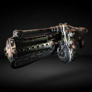 The Boomshot in Gears of War 3