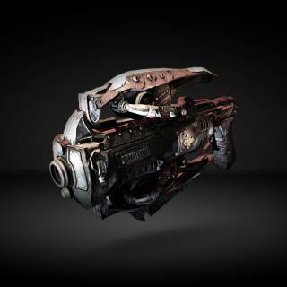 The Torque Bow in Gears of War 3