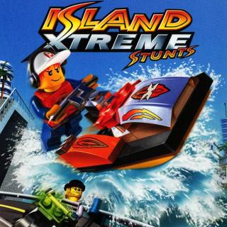 LEGO Island: Xtreme Stunts