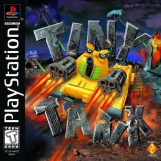 Tiny Tank [PS1]
