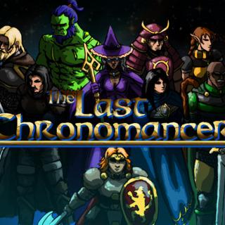 The Last Chronomancer