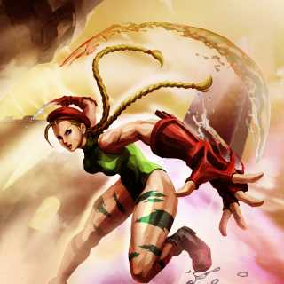 Cammy SFxT artwork