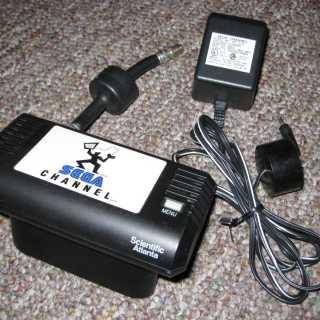 Sega Channel Adapter made by Scientific Atlanta