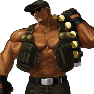 The King of Fighters XIII version