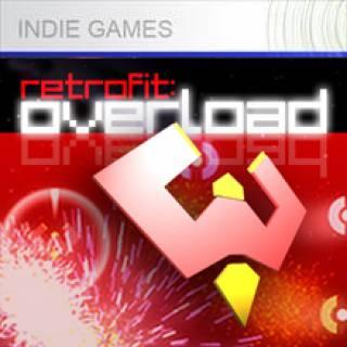 Retrofit:Overload (XBOX360) Box Art