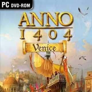 Anno 1404: Venice Box Art