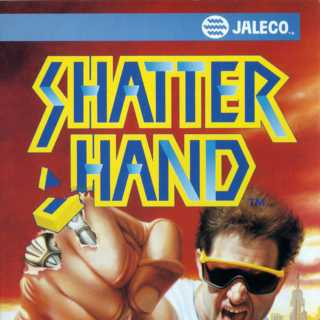High Res NTSC NES Cover