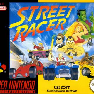High Res PAL SNES Cover