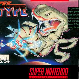 High Res NTSC SNES Cover