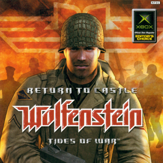 High Res Cropped NTSC XBOX Cover