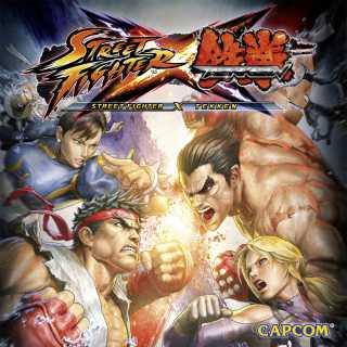 Street Fighter X Tekken...