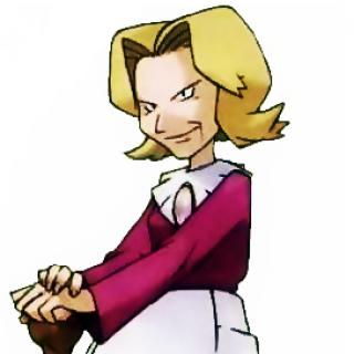 Pokémon LeafGreen/FireRed Agatha