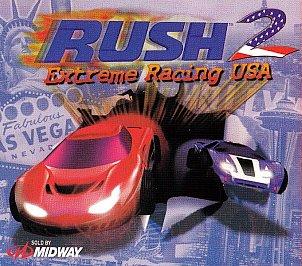 Rush 2: Extreme Racing USA