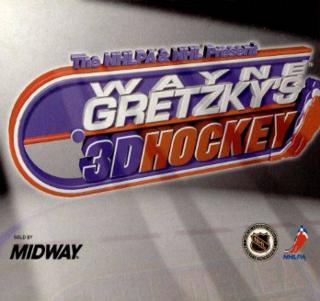Wayne Gretzky's 3D Hockey